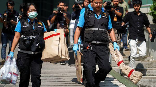 انفجار در بیمارستانی در بانکوک ۲۴ مجروح برجا گذاشت