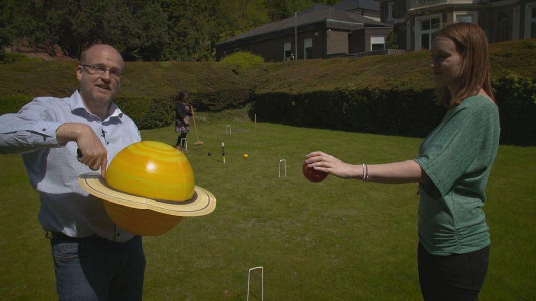 كاسيني-هيجنز: رحلة استثنائية حول زحل
