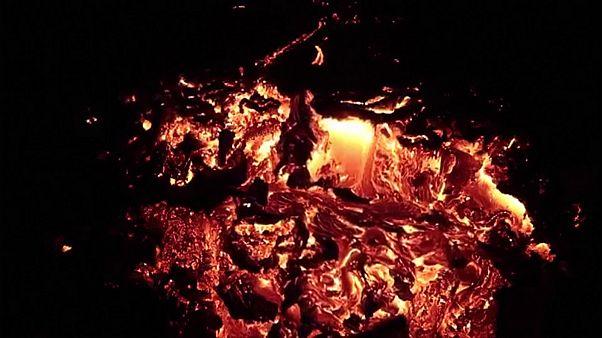 هاواي: استمرار بركان كيلوا بنفث حممه