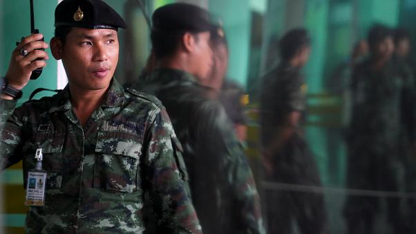 24 جريحا جراء انفجار في بانكوك