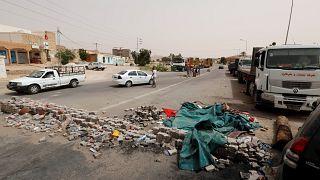 مقتل متظاهر خلال مواجهات مع قوات الأمن في تطاوين
