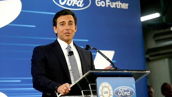 Ford changes gear, ousts CEO