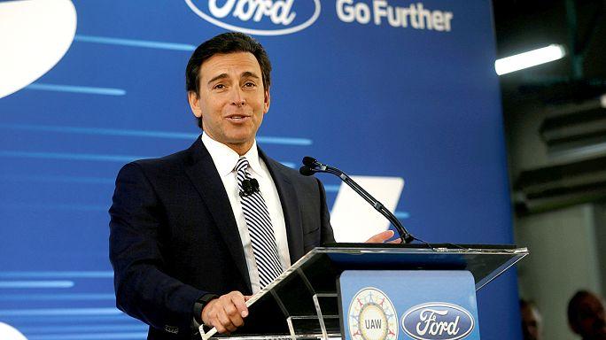 Ford'un tepe yöneticisi görevinden alındı