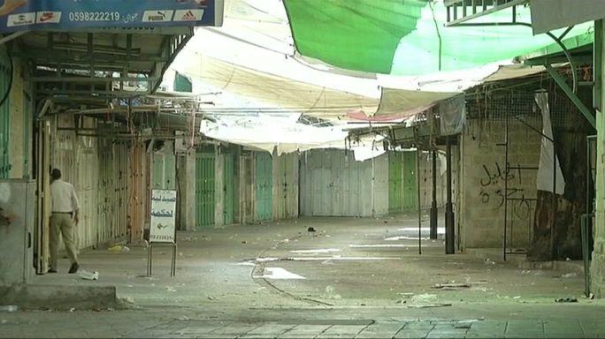 Streik in Palästinensergebieten
