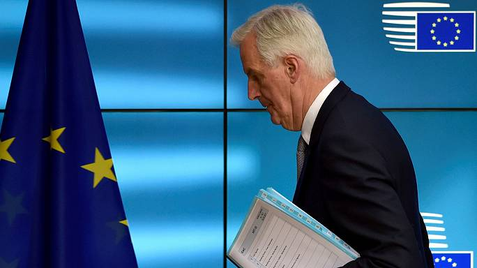 """Chief Brexit negotiator says a """"no deal"""" is not an option"""