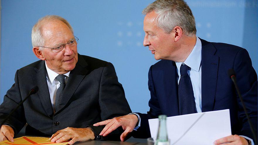 Deutschland und Frankreich zur Eurozone: Da muss Zug rein!