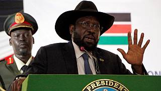 South Sudan's Kiir declares ceasefire, release of political prisoners