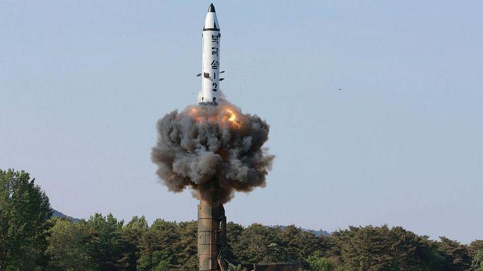بيونغ يونغ تطلق صاروخها الحادي عشر رغم العقوبات الأممية