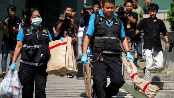 Attentat contre un hôpital militaire en Thaïlande