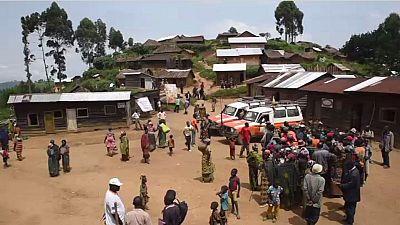 La RDC parmi les plus touchés par les déplacements de population