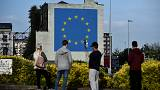 AB Barnier'ye Brexit müzakereleri için yeşil ışık yaktı