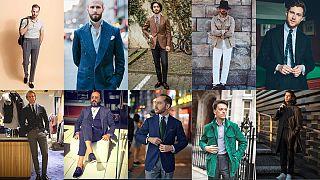 10 самых стильных мужчин Европы 2017 года