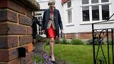 UK Prime Minister defends social care plan