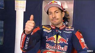 MotoGP: Hayden kurtarılamadı