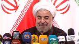 حسن روحانی: ما نیاز نداریم سلاح بخریم، ما سلاح می سازیم