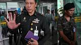 25 wounded in Bangkok military hospital bomb blast
