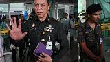 Kórházi merénylet Bangkokban