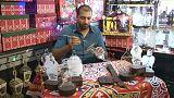 فوانيس رمضان التقليدية تُقارع المستورَدة من الصين