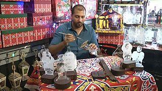"""Ramadan: Handgemachte Laternen statt """"Made in China"""""""