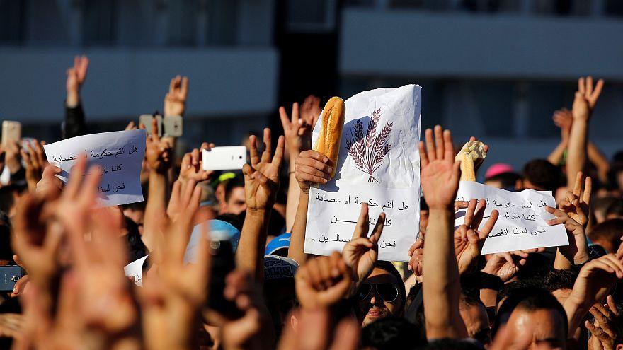 "وفد حكومي مغربي يزور الحسيمة بعد مظاهرات تندد بـ ""التهميش"""