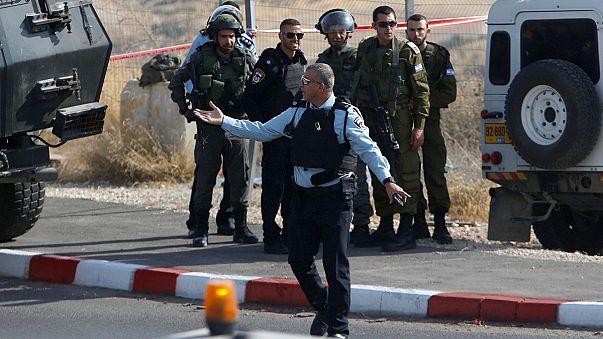 Стычки палестинцев с израильскими военными: есть жертвы