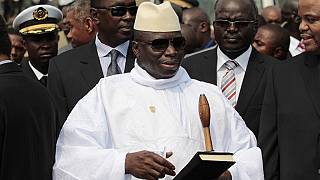 Exiled Jammeh's assets frozen, accused of stealing over $50m state funds
