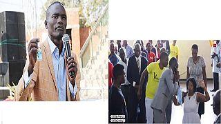 """Zimbabwe : un pasteur """"appelle"""" le paradis en plein culte et communique avec """"Dieu"""""""