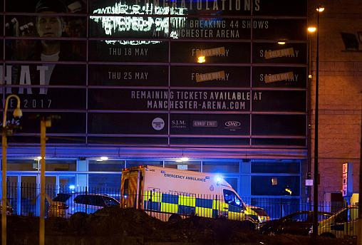 Several fatalities reported after blast at pop concert in Manchester