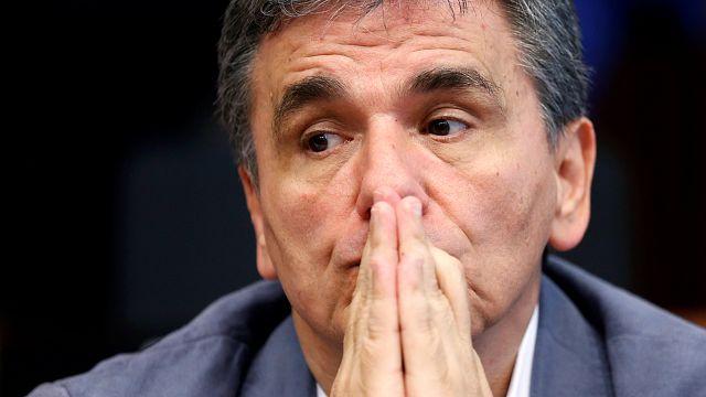 Eurogrupo não chega a acordo sobre dívida grega