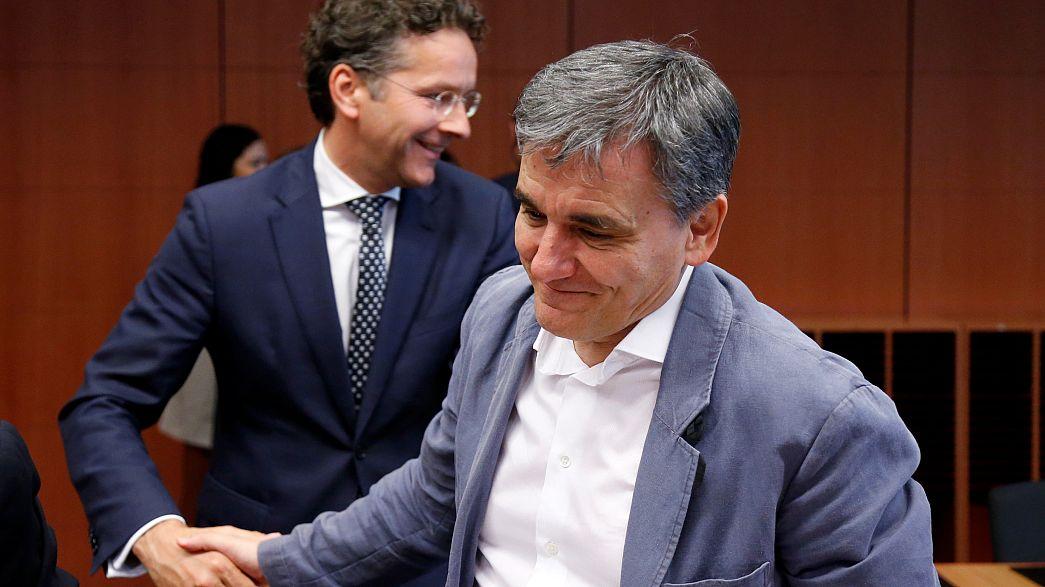 Euro Grubu, Yunanistan'a kredi için anlaşma sağlayamadı