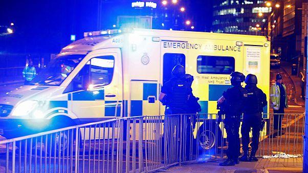 19 muertos en dos explosiones tras un concierto de Ariana Grande  en Mánchester