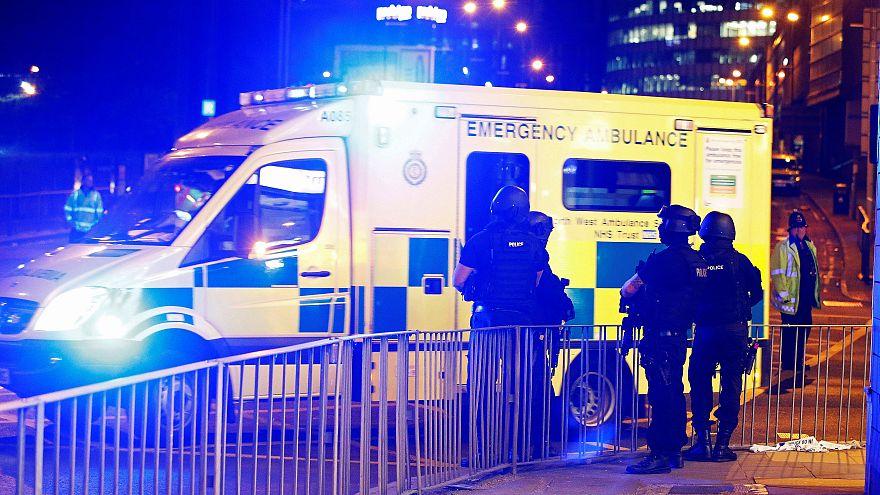 Manchester: Viele Tote bei Anschlag nach Popkonzert