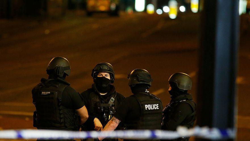 الاعتداءات التي عرفتها المملكة المتحدة منذ 2005