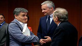 عدم دستیابی به توافق میان وزرای دارایی منطقه پولی یورو و یونان بر سر کمک های مالی