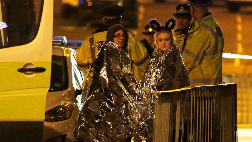 Хаос в Манчестере