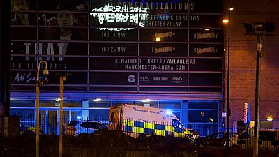 AU, African gov'ts stand with UK after deadly Manchester attack