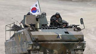 کره جنوبی به یک شی پرنده ناشناس در مرز با کره شمالی شلیک کرد