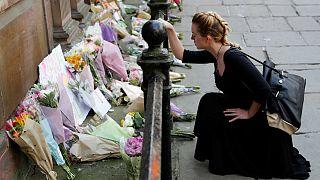 قربانیان حمله انتحاری منچستر