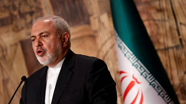 Image: Iran's Foreign Minister Zarif