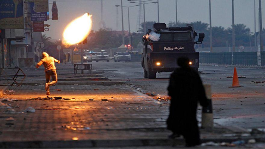 مقتل 5 متظاهرين أثناء تفريق اعتصام لمؤيدي رجل دين شيعي بالبحرين