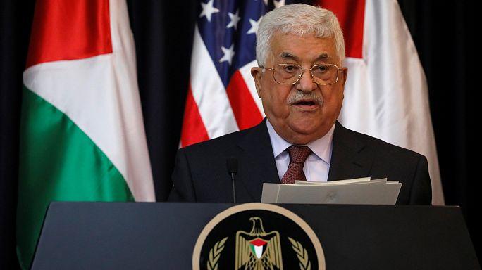 الرئيس الفلسطيني محمود عباس يدين اعتداء مانشستر