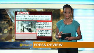 Revoir la revue de presse du 23-05-2017 [The Morning Call]