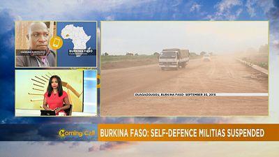 Burkina Faso : Les milices d'autodéfense suspendues [The Morning Call]
