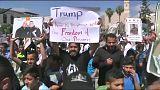 بيت لحم: اعتصام يدعو ترامب لدعم مطالب الاسرى في السجون الاسرائيلية
