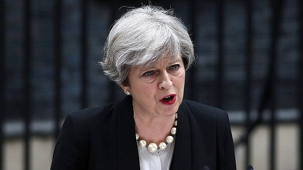 Theresa May: Manchester bombing a 'callous terrorist attack'