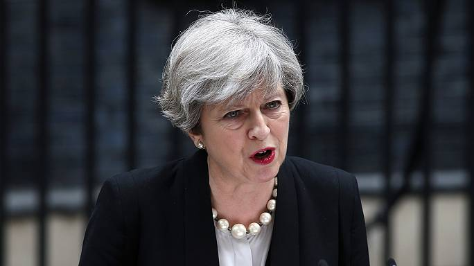 May: Tüm terör eylemleri gibi bu da masumları hedef alan korkakça bir saldırıydı