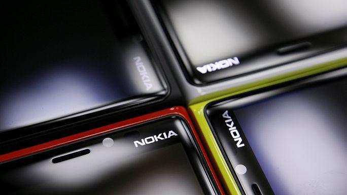 Nokia e Apple enterram machado de guerra