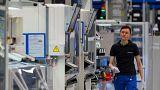 Deutsche Wirtschaft läuft wie geschmiert