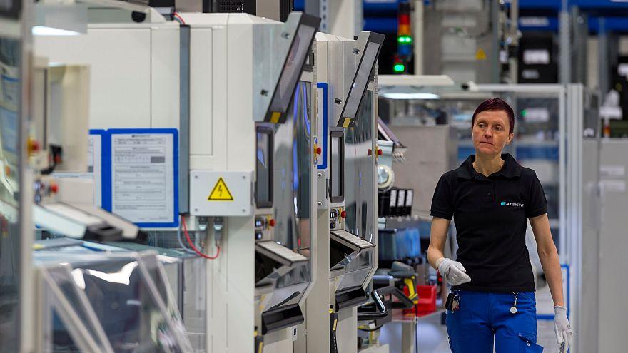 Economia alemã continua a crescer