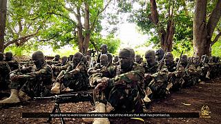 Al-Shabaab releases video of 'graduation' for its East Africa fighters